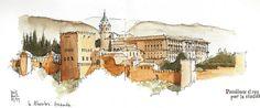 Granada, Alhambra | Flickr: Intercambio de fotos