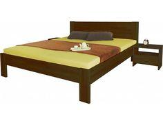 Masivní postel Gemma Dřevěná postel Gemma slovenské výroby z masivního bukového dřeva o síle 30 mm. Postel vyniká originálním designem, kvalitním zpracováním a jednoduchou montáží. Pevnost a stabilitu postele zajišťuje excentrické kování. Každou postel dodáváme … Beds, Furniture, Design, Home Decor, Decoration Home, Room Decor, Home Furnishings, Bedding