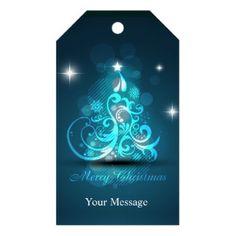 Merry Christmas 49 Gift Tags