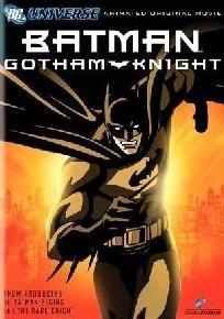 Batman: Gotham Knight DVD Used (Free shipping)