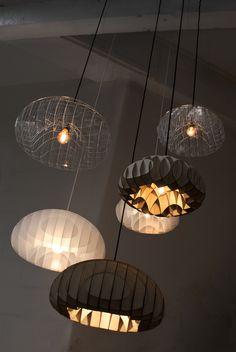 Gejst Biota lamps