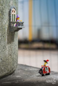Miniature LEGO Adventures That I Create In My Spare Time | Bored Panda