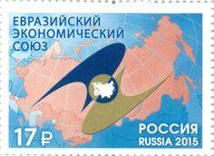 RUSSIA 2015, Eurasian Economic Union, MNH | Stamps, Europe, Russia & Soviet Union | eBay! Soviet Union, Russia, Europe, Stamps, Ebay, Seals, Stamp, Stamping, Postage Stamps