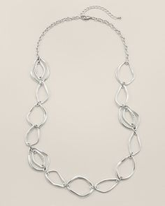 Chico's Lynette Necklace #chicos