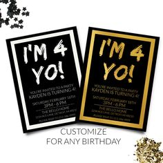 Hip Hop Birthday Invitation, Dance PArty Invitation, Hip Hop Birthday Party, Yo Birthday Invitation, Printable Invitation by LittleHamCollection on Etsy https://www.etsy.com/listing/486171507/hip-hop-birthday-invitation-dance-party