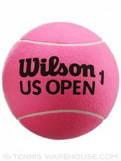 Wilson Hope US Open Pink Jumbo Tennis Ball