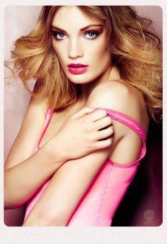 #shoot #model #fashion #pink #beauty #70s