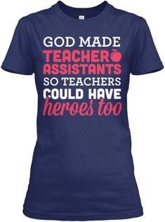Teacher Assistant - Heroes