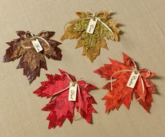 17 Thanksgiving Day Place Cards