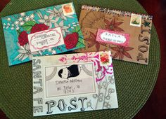 Mail Art Envelope #MailArt