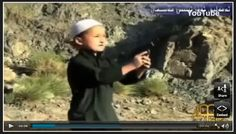 Taliban 'little commandos' in terror camp training video. Boys as young as five are seen firing an arsenal of weapons in a video released online by a militant group based in the Waziristan region of Pakistan. End Times News, Youtube Share, Sharia Law, Political News, Arsenal, Pakistan, Weapons, Beautiful Pictures, Politics