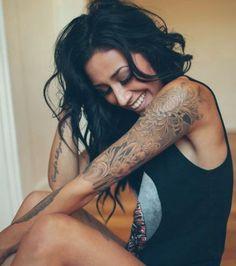 Photo extraite de 15 tatouages manchettes pour les femmes (15 photos)