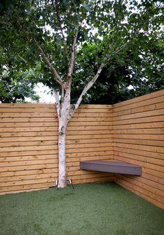 Minimalistic garden photos: small, low maintenance garden | homify