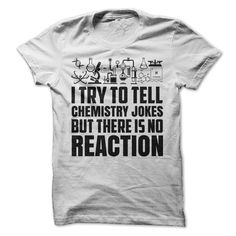 Chemistry Jokes – Gnarly Tees