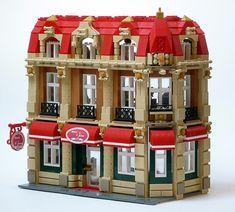 Modular LEGO building ideas - A Lego a Day #LEGO lego