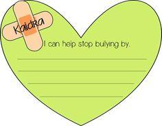 Bullying Preschool Lesson Plan