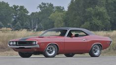 1970 Dodge Challenger R/T 383 CI, Automatic presented as lot F179 at St Charles, IL
