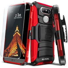 Evocel® LG G5 [Generation Series] Rugged Holster [Kicksta... https://www.amazon.com/dp/B01D0II9M4/ref=cm_sw_r_pi_dp_8pdBxbWA7WP1K