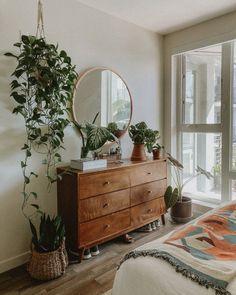Room Ideas Bedroom, Home Decor Bedroom, Budget Bedroom, Master Bedroom, Bedroom Mirrors, Bedroom Bed, Bedroom Inspo, Bedroom Colors, Wood Room Ideas