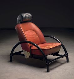 Rover Chair, 1981. Photograph by Eric and Petra Hesmerg. Courtesy of Private Collection, Maastricht.