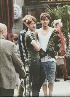 BAEKHYUN & KAI [ Die Jungs Photobook ] #exo