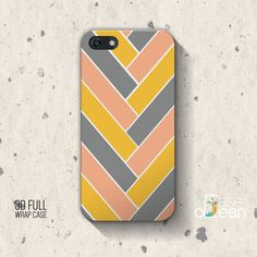 Pastel Braid Geometric Pattern iPhone 6, Plus, 5, 5s, 4, 4s, iPhone case cover, Samsung Galaxy S3, S4, S5 - braid geometrical pattern case by CaseOcean on Etsy