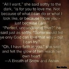 quotes from a breath of snow and ashes - Bing Images