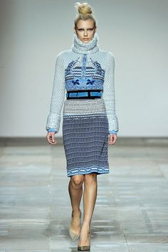 Mary Katrantzou Fall 2012 Ready-to-Wear Collection Photos - Vogue