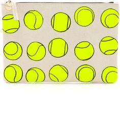 tennis clutch