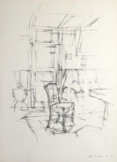 """Alberto Giacometti, original Lithograph Derriere le Miroir"""" No 1957 Paper Drawing, Painting & Drawing, Figure Painting, Figure Drawing, Italian Paintings, Drawing Course, Alberto Giacometti, Still Life Drawing, Sculpture Painting"""
