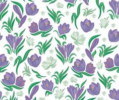 Seamless floral pattern beautiful vector material 02