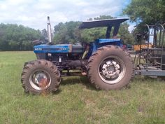 NEW HOLLAND 6610 FWD New Holland Tractor, Ford Tractors, Ford News, Farming, Tractors
