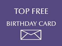 Saying Images share the top 10 most beautiful free happy birthday cards, ecards for you. Hope you like these cards! Happy birthday to you ecard May everything that's glad and sweet make birthday happiness complete Each day comes bearing it's own gifts, untie the ribbons. Happy birthday Wishing you a very happy birthday card Hope …