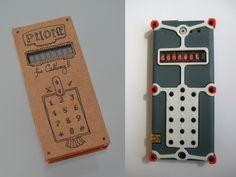 David A. Mellis: DIY Cellphone