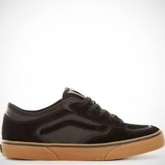 vans black gum - Google Search
