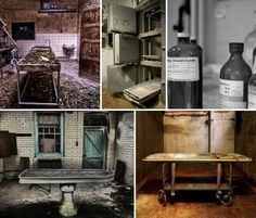 14 Deserted Morgues and Mortuaries