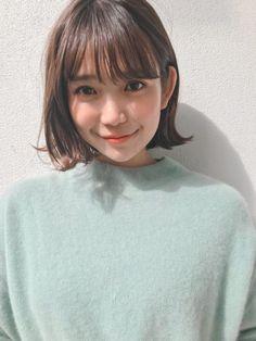 Japanese Hair Color, Shory Hair, Girl Hairstyles, Wedding Hairstyles, Cute Haircuts, Hair Arrange, Hair Setting, Japanese Hairstyle, Hair Shows