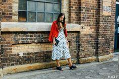 街拍圖輯∣時裝秀∣VOGUE時尚網