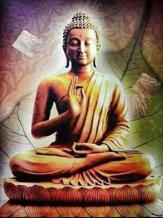 Concurrence of Antecedents (Paticca Samuppāda). Proto Buddhism - The Original Teachings of the Buddha by Venerable Dr. Buddha Artwork, Buddha Wall Art, Buddha Decor, Buddha Painting, Gautama Buddha, Buddha Buddhism, Buddhist Art, Buddha Meditation, Buddha Tattoos