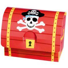 Pirates Treasure Party Boxes£3.998pk