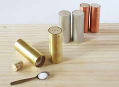 Cylinder Shakers — ACCESSORIES -- Better Living Through Design