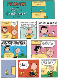 Peanuts by Charles Schulz for May 21, 2017 | Read Comic Strips at GoComics.com