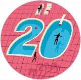 20th Anniversary, Lululemon Logo, 20 Years, Illustrators, Logos, Instagram Posts, Coaster, Illustrations, Drawings