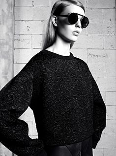Look 5: ARTIFICE Sunglasses, ENTHOUSIASTE Top