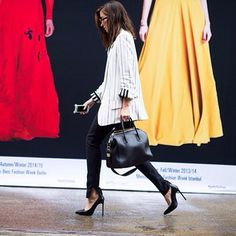 Carmen Hamilton is a lady on a mission | 28 Awesome Street Styles From Fashion Week Australia