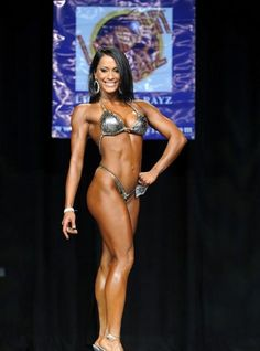 Sheila Beavers 2012 Jay Cutler Desert Classic Figure A Class and Overall Winner