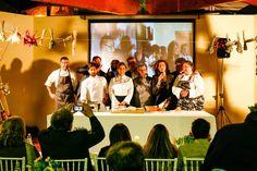 Vallesaccarda eco-gastronomica. In scena le grandi famiglie della ristorazione italiana