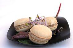 macarrons de foie - Catering Ya