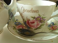 A special cup for grandma