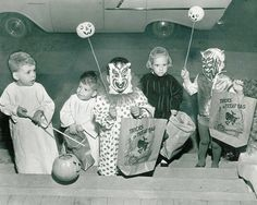 Halloween in New Orleans from the See 31 vintage photos